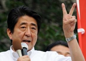 Thủ tướng Abe thắng lớn trong bầu cử thượng viện