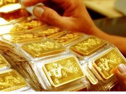Tăng nhanh trở lại, giá vàng vượt 36,7 triệu đồng/lượng