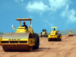 Bắt đầu xây dựng Dự án Lọc hóa dầu Nghi Sơn