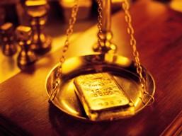 Đặt cược giá vàng lên cao nhất 7 tuần