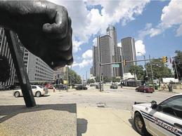 Ngân hàng châu Âu bị cuốn theo sự phá sản của Detroit