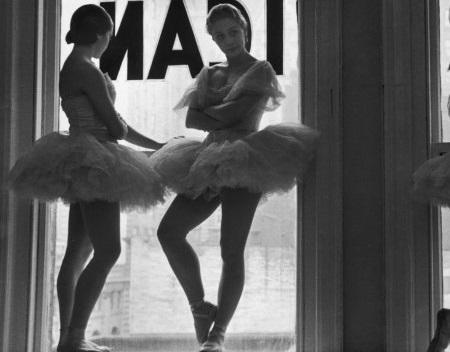 Những vũ công ballet xinh đẹp năm 1936