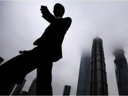 Các quỹ tháo chạy khỏi ngân hàng Trung Quốc