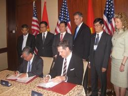 BIDV lập liên doanh bảo hiểm nhân thọ với tập đoàn Mỹ