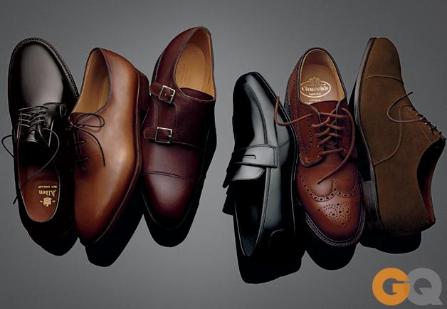 Những đôi giày nam bền cả đời người