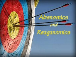 Abenomics: Bản sao lỗi của Reaganomics?