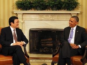Xác lập quan hệ đối tác toàn diện Việt Nam-Mỹ