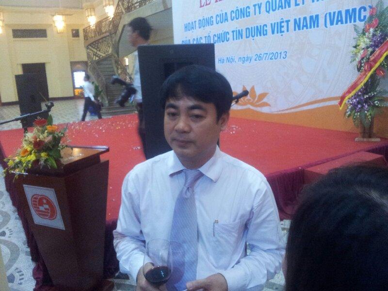 Ông Nghiêm Xuân Thành chính thức được bổ nhiệm Tổng giám đốc Vietcombank