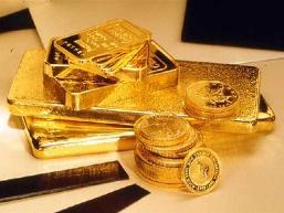 Giá vàng phục hồi trở lại vượt 1.333USD/oz