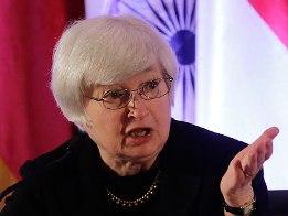Phố Wall và nghị sỹ Mỹ ủng hộ Phó chủ tịch Fed Janet Yellen lên làm chủ tịch