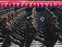 Triều Tiên diễu binh kỷ niệm 60 năm hiệp ước hòa bình