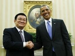 Chủ tịch nước kết thúc tốt đẹp chuyến thăm Mỹ