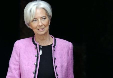 Tổng giám đốc IMF: Người phụ nữ mặc đẹp nhất ngành tài chính