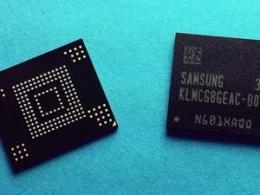 Samsung sản xuất bộ nhớ di động nhanh nhất thế giới