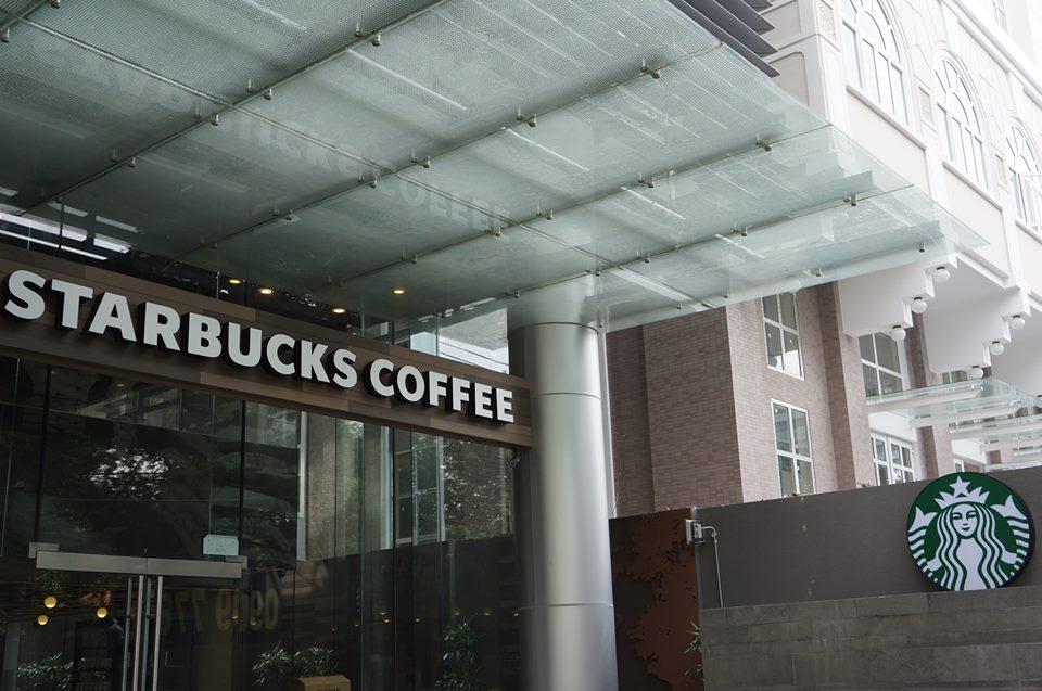 Starbucks khai trương quán cà phê thứ 2 ngày 1/8 tại TPHCM