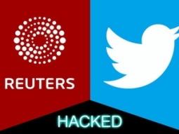 Tài khoản trên Twitter của hãng tin Reuters bị tấn công
