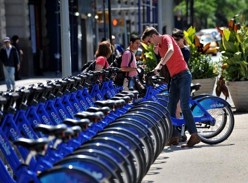 10 thành phố đi xe đạp nhiều nhất thế giới