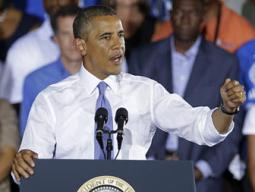 Ông Obama đưa ra nhượng bộ trước cuộc chiến ngân sách Mỹ