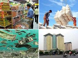 HSBC: PMI Việt Nam dưới ngưỡng 50 điểm tháng thứ ba liên tiếp