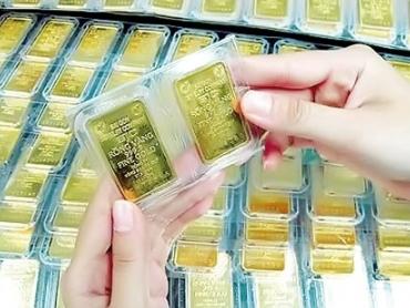 NHNN yêu cầu báo cáo tình hình mua, bán vàng miếng hàng ngày
