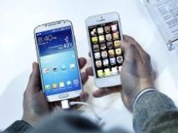 Samsung soán ngôi nhà sản xuất điện thoại di động lãi nhất hành tinh