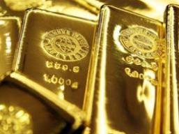 Giá vàng đầu tuần vọt lên 1.334 USD/oz