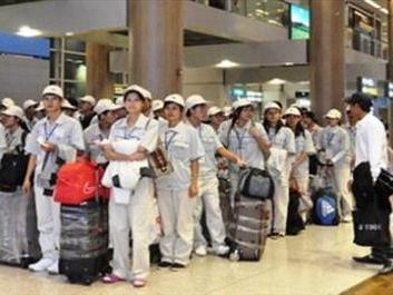 Hơn 47.000 lao động ra nước ngoài trong 7 tháng đầu năm