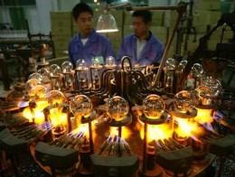 Những con số đáng kinh ngạc về công nghiệp Trung Quốc