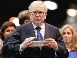 Warren Buffett lãi hơn 90 lần khi đầu tư vào Washington Post