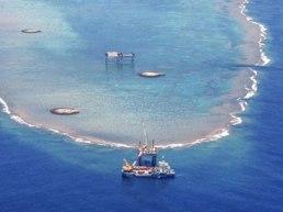 Nhật Bản xây cảng để ngăn Trung Quốc chiếm đảo
