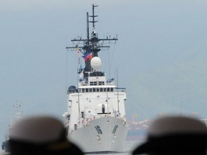Philippines rầm rộ đón thêm tàu chiến mua từ Mỹ