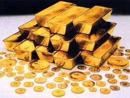 Giá vàng châu Á giảm mạnh xuống dưới 1.290 USD/oz