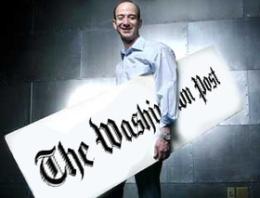 Washington Post về tay giám đốc điều hành Amazon