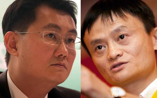 Cuộc đại chiến giữa Alibaba và Tencent tại Trung Quốc