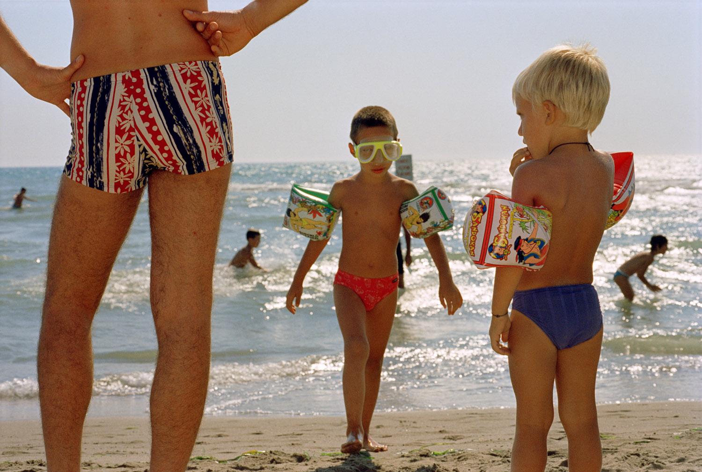 Đời sống biển nước Ý xưa và nay