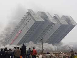 Kinh tế Trung Quốc và lời nguyền nhà cao tầng