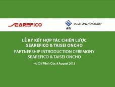 Cổ đông lớn Taisei Oncho tăng tỷ lệ sở hữu lên 20% vốn SRF