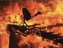 Cháy lớn ở Mỹ, 1.800 người sơ tán