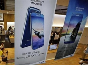 Apple lại muốn cấm bán smartphone của Samsung