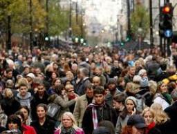 Dân số Anh tăng mạnh nhất châu Âu