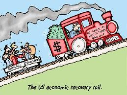 """Mỹ đã """"né"""" suy thoái kép sau khủng hoảng như thế nào?"""