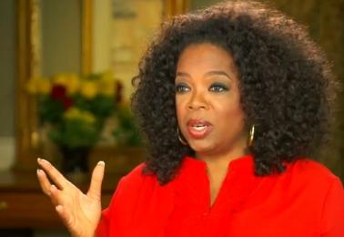 Tỷ phú truyền thông Oprah Winfrey không
