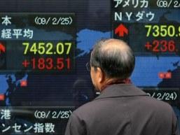 Chứng khoán châu Á tăng do triển vọng thị trường bất động sản Trung Quốc