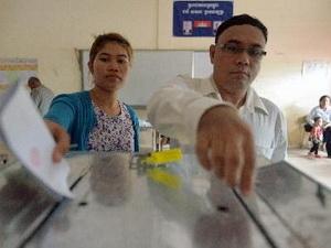 Kết quả chính thức bầu cử Campuchia: Đảng của thủ tướng Hun Sen chiến thắng
