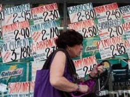 Venezuela vật lộn với thiếu thốn và lạm phát
