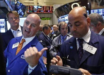 Chứng khoán Mỹ tăng trở lại nhờ dữ liệu kinh tế khả quan