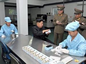 Triều Tiên ra mắt mẫu smartphone tự chế đầu tiên