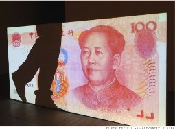 Vết nứt trong hệ thống ngân hàng Trung Quốc