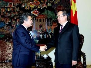 Việt Nam mong WB hỗ trợ tiếp trong cải cách kinh tế