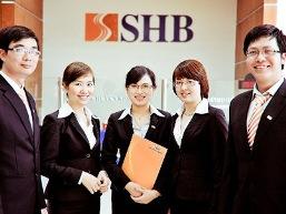 SHB nợ xấu đến hết quý II trên 9%